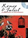 Romeo & Juliet Sourcebooks Shakespeare in Performance