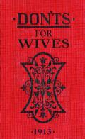Don'ts for Wives Cover
