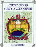Celtic Gods, Celtic Goddesses Cover