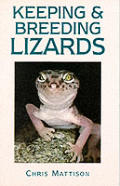 Keeping & Breeding Lizards