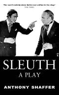 Sleuth: A Play Cover