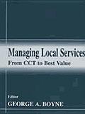 Managing Local Services