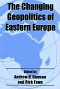The changing geopolitics of Eastern Europe