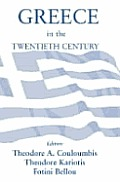 Greece in the Twentieth Century Cover