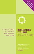 Reflections for Lent 2013