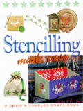 Stencilling made easy. Cover