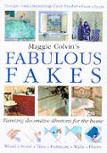 Fabulous Fakes: Painting Decorative Illusions for the Home