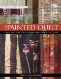 Painted Quilt Paint & Print Techniques for Color on Quilts