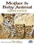 Mother & Baby Animal, Cross Stitch
