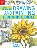 Ultimate Drawing & Painting Bible (09 Edition)