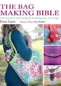 The Bag Making Bible Cover