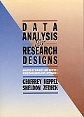 Data Analysis For Research Designs Anala