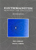 Electromagnetism: Principles and Applications