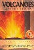 Volcanoes 3rd Edition Academic Version With Cdrm