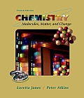 Chemistry Molecules Matter & Change 4th Edition