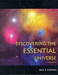 Discovering The Essential Universe 3rd Edition