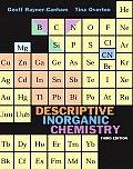 Descriptive Inorganic Chemistry (3RD 03 - Old Edition)