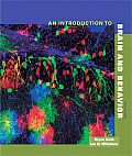 An Introduction to Brain and Behavior, Third Edition Cover