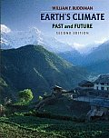 Earth's Climate : Past and Future (2ND 08 Edition) Cover