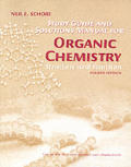 Study Guide and Solutions Manual: For Organic Chemistry, Fourth Edition Cover
