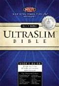 Bible Nkjv Black Ultraslim