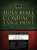 King James Compact Large Print Bible