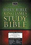 Bible Kjv Purple Study