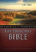 Charles F. Stanley Life Principles Bible-NASB