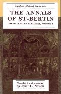 Annals Of St-Bertin: Ninth-Century Histories, Vol. 1 by Janet Nelson