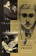 Translation of Memories Recollections of the Young Proust