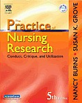 Practice Of Nursing Research 5th Edition