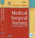 Medical Surgical Nursing Critical Thinking for Collaborative Care 2 Volume Set