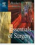 Essentials of Surgery With Student Consult Online Access with CDROM