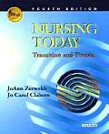 Nursing Today 4th Edition Transition & Trends