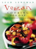 Vegan Cooking for One Cover