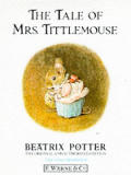 The Tale of Mrs. Tittlemouse Cover