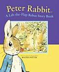 Peter Rabbit: a Lift-the-flap Rebus Story Book (Peter Rabbit)