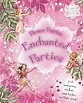 Flower Fairies Enchanted Parties With StickersWith Name Badges Invitations & Fairy Wings