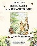 Tale of Peter Rabbit & Benjamin Bunny A Pop Up Adventure