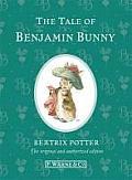 Original Peter Rabbit Books #04: The Tale of Benjamin Bunny