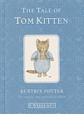 Original Peter Rabbit Books #08: The Tale of Tom Kitten