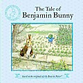 The Tale of Benjamin Bunny Cover
