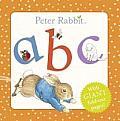Peter Rabbit A B C