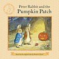 Peter Rabbit and the Pumpkin Patch (Potter) Cover