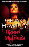 Blood Maidens (Large Print) by Barbara Hambly