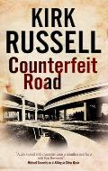 Counterfeit Road (Ben Raveneau Mysteries) Cover