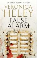 False Alarm (Abbot Agency Mysteries)