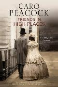 Liberty Lane Mystery #7: Friends in High Places: A Victorian London Mystery