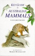 Key Guide To Australian Mammals