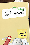Tax for Small Business: A Survival Guide Cover